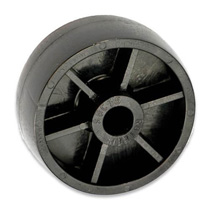 cattle crush or sliding gate wheel