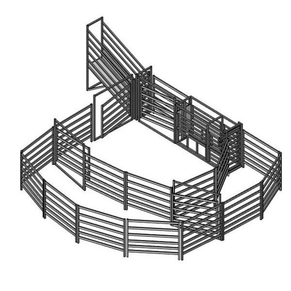Kurraglen Free Cattle Yard Plans And Designs