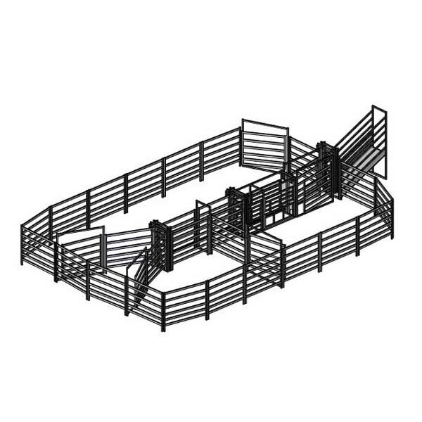 Kurraglen Free Cattle Yard Plans And Designs