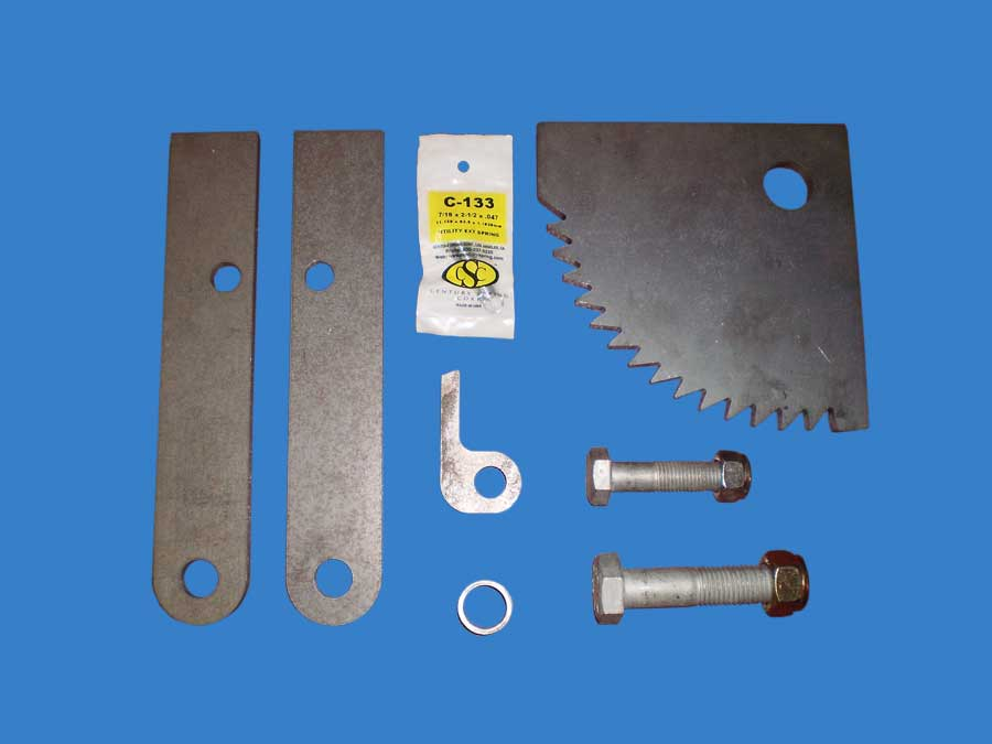 cattle crush ratchet kit