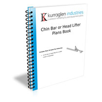 chin bar head lifter plans book