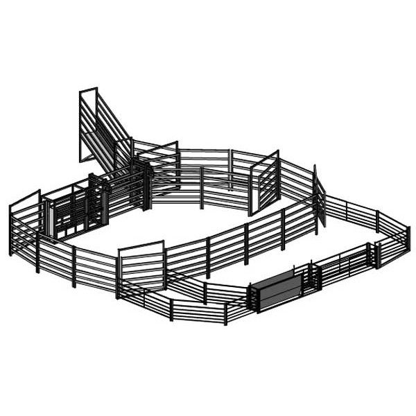 Kurraglen Free Combo Cattle Sheep Yard Plans And Designs