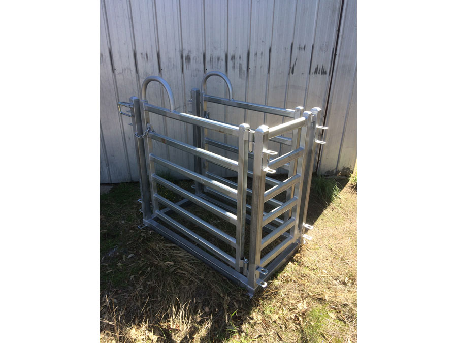sheep draft gate box