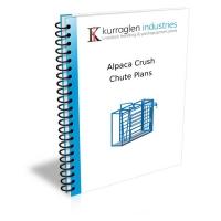 Alpaca Crush Chute Plans PDF