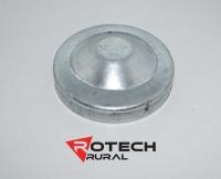 Round Post Cap Gal 100NB - 115mm RPC100 X1