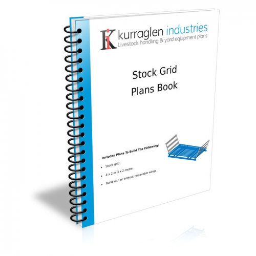 Cattle (stock) Grid Plans Book
