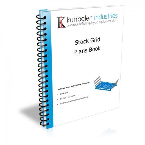 Cattle (stock) Grid Plans PDF