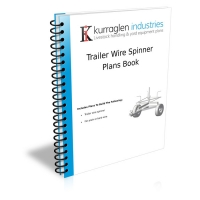 Trailer Wire Spinner Plans PDF