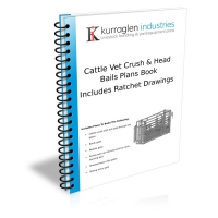 Cattle Vet Crush & Head Bails Plans PDF